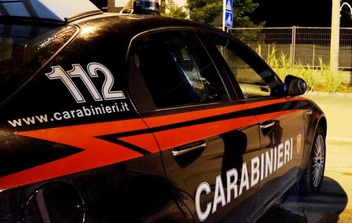 18 carabinieri