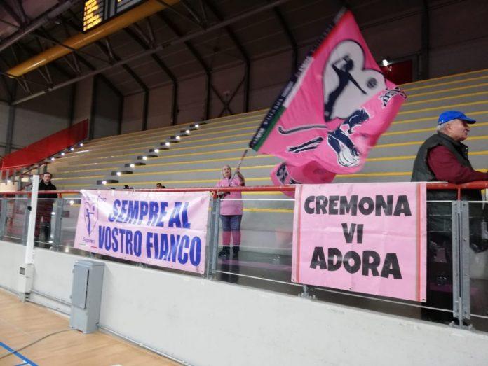 I due tifosi presenti a Osimo
