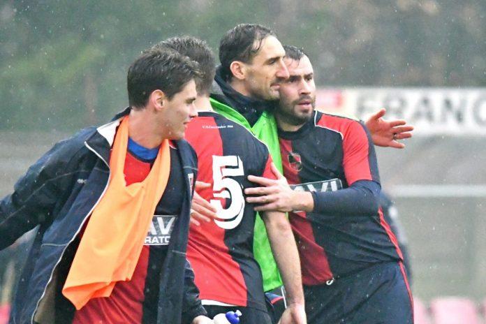 Graziani e Micheloni in festa