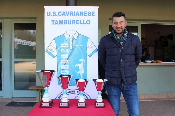Il presidente Tondini (Cavrianese)