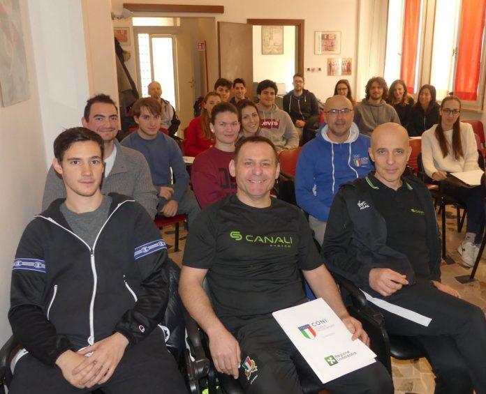 I partecipanti del corso