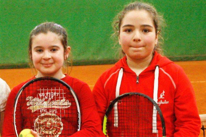 Da sinistra Rose Mary Barraco e Valentina Buoncuore