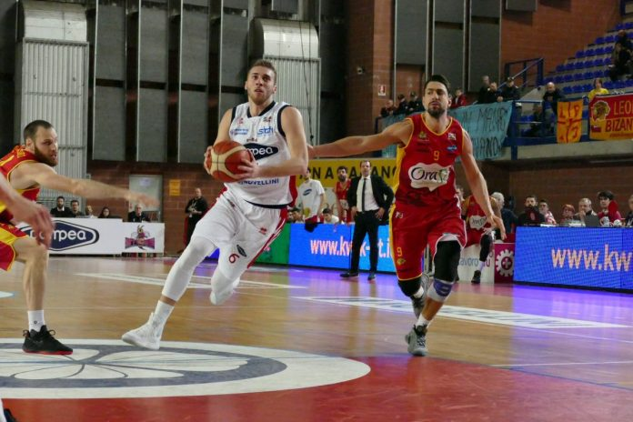 Poggi: 18 punti contro Ravenna