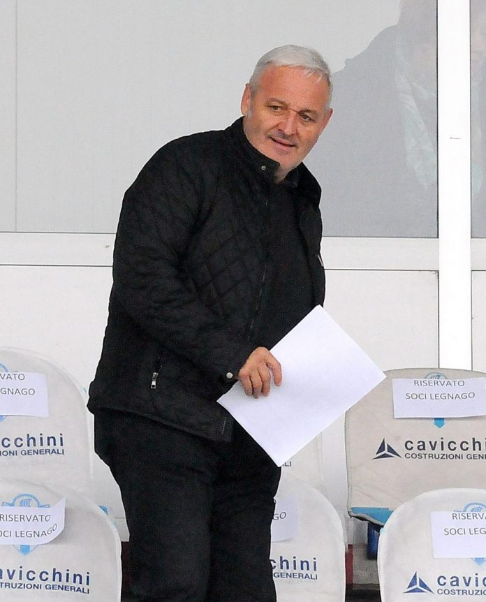 Mario Pretto, ex dg Mantova ora al Legnago