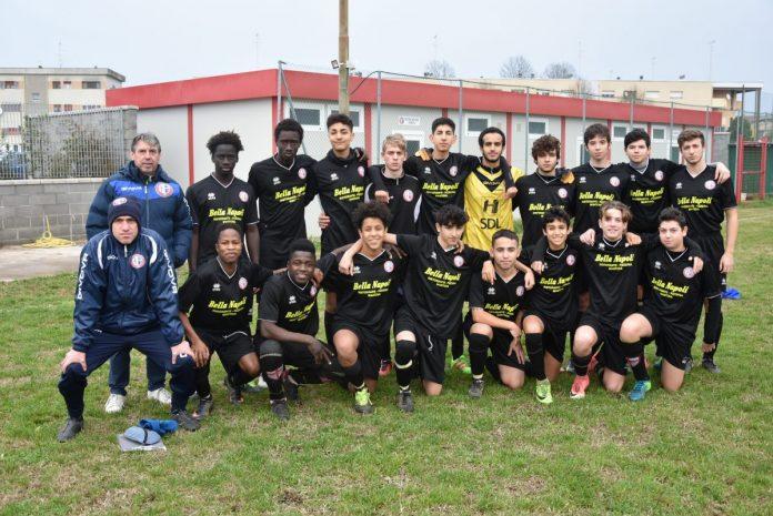 Lo United Mantova ritirato dal campionato Juniores