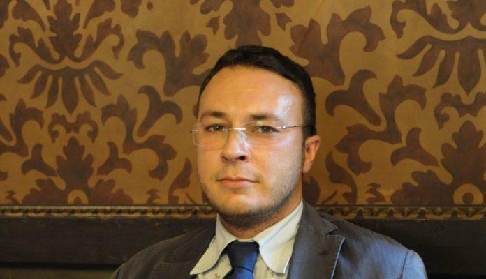 Pierluigi Baschieri, Consigliere di Forza Italia