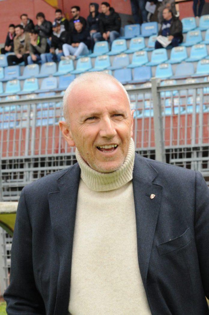 Il presidente Ettore Masiello