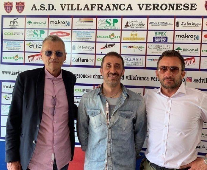 Giovanni Arioli presentato a Villafranca