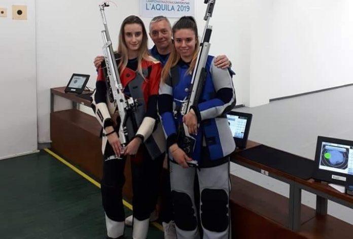 Francesca Lugli e Giorgia Bernardelli