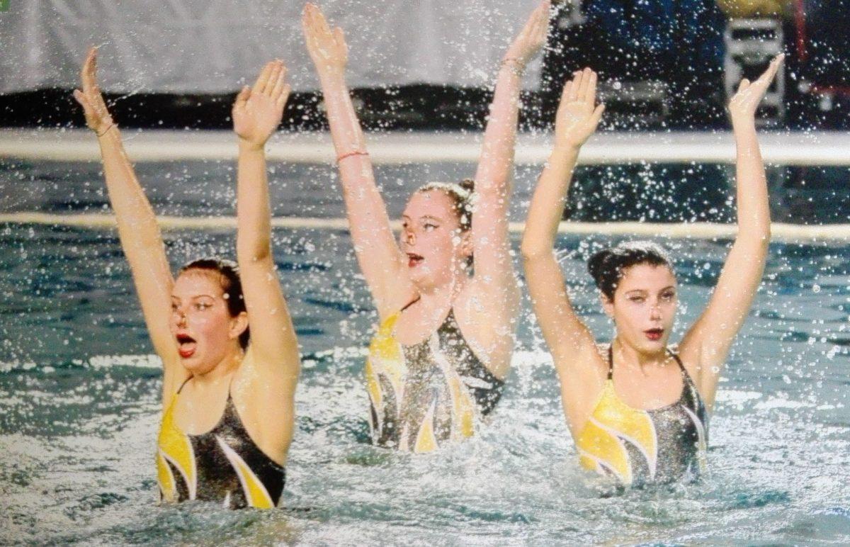 2908bf731bd0 Nuoto Sincro - Le atlete mantovane si fanno onore a San Marino. Modè ...