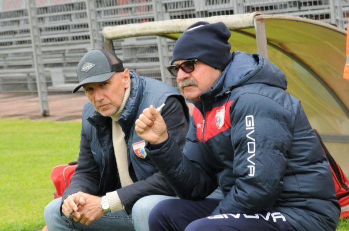 Ettore Masiello e Massimo Morgia