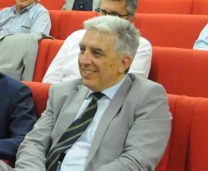Il vicepresidente del Mantova, Gianluca Pecchini