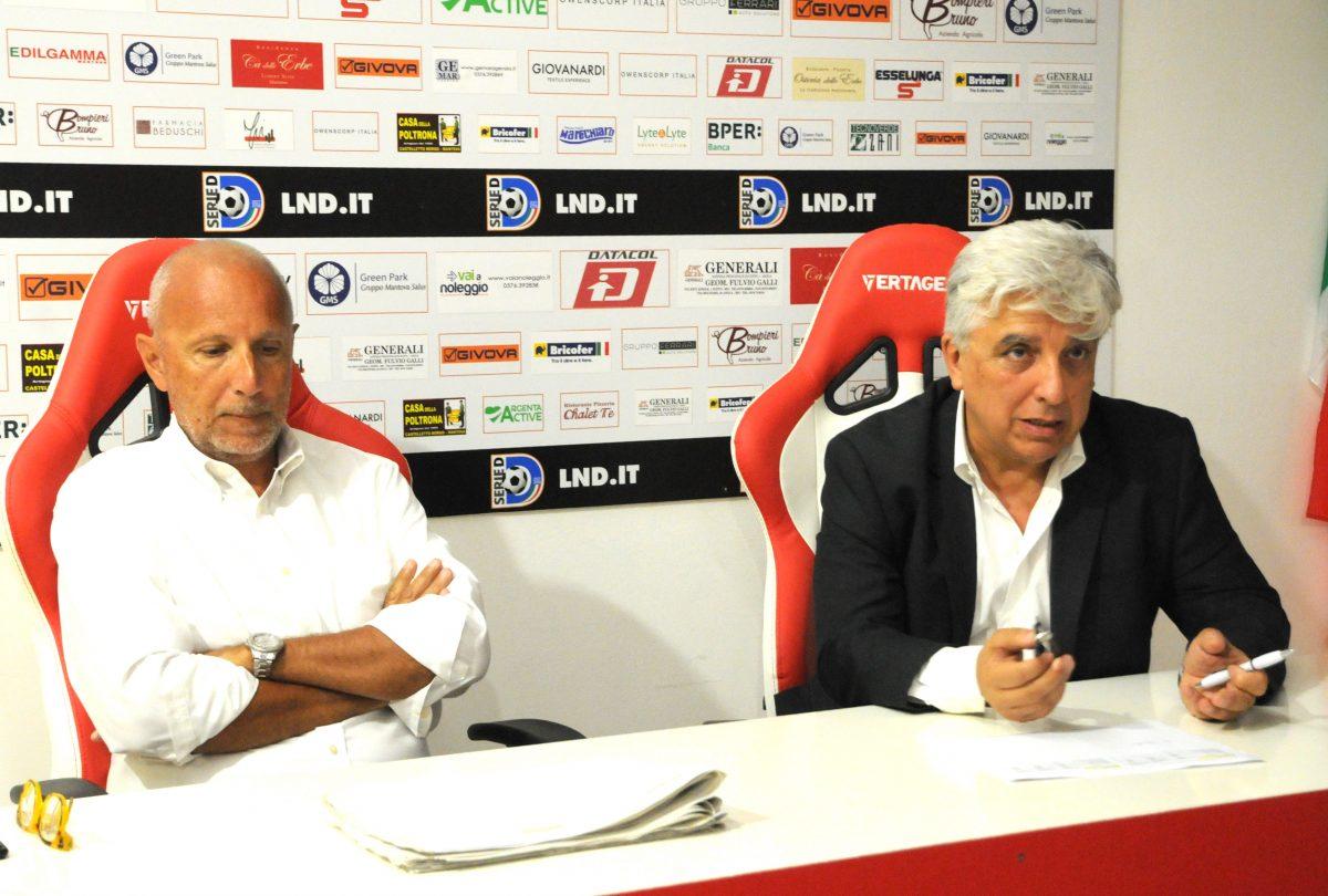 Ettore Masiello e Gianluca Pecchini