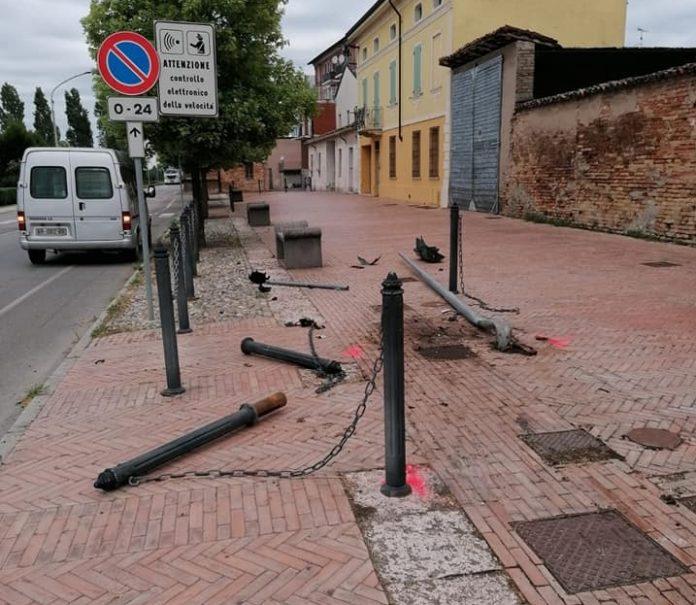 Il disastro combinato dall'uomo a Rivarolo lo scorso 10 luglio