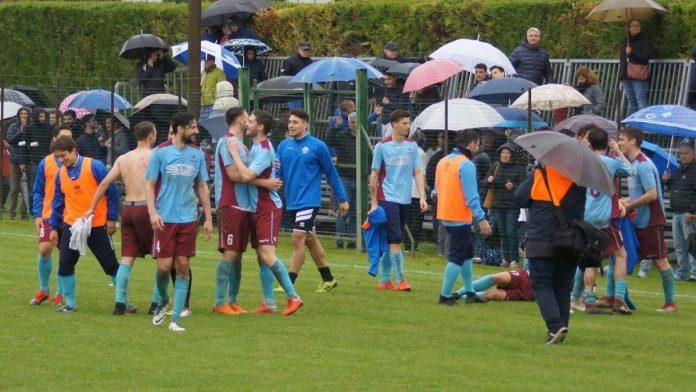 Il San Lazzaro festeggia la salvezza dello scorso campionato