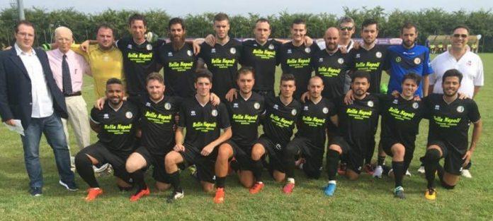 Una formazione dello United Mantova