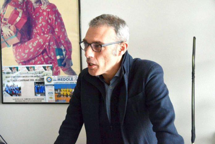 Il sindaco di Medole, Morandi