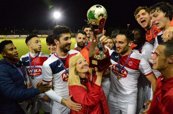 Il Castiglione ha vinto l'ultima Coppa Italia di Promozione