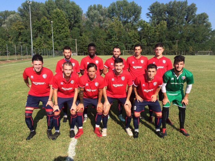 Lo Sporting Club che ieri ha sfidato il San Lazzaro