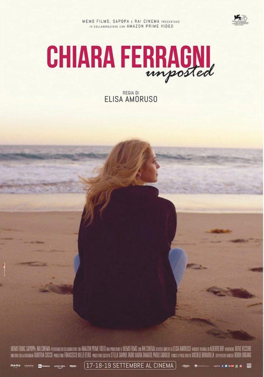 """""""Chiara Ferragni: Unposted"""" a Cinecity"""