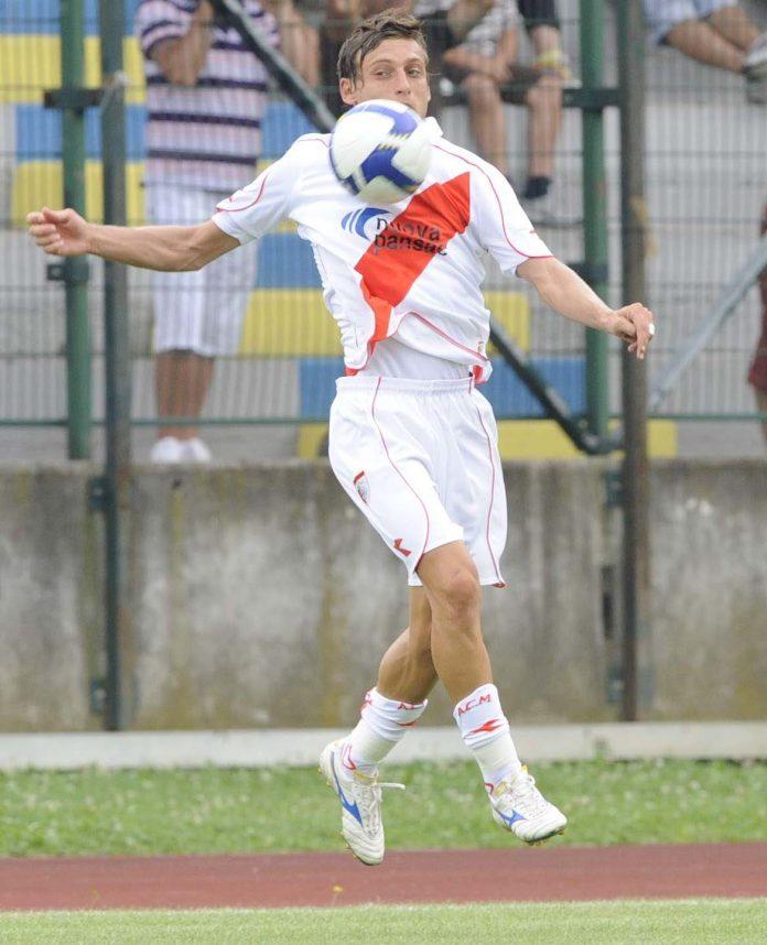 Emiliano Tarana ai tempi del Mantova