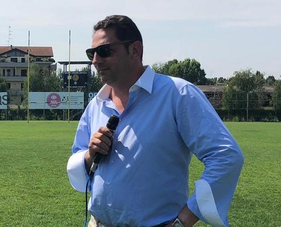 Il presidente Giulio Arletti