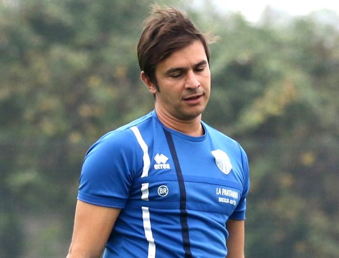 Michele Baratti, allenatore della Serenissima