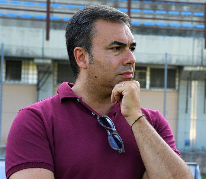 Il patron Andrea Laudini