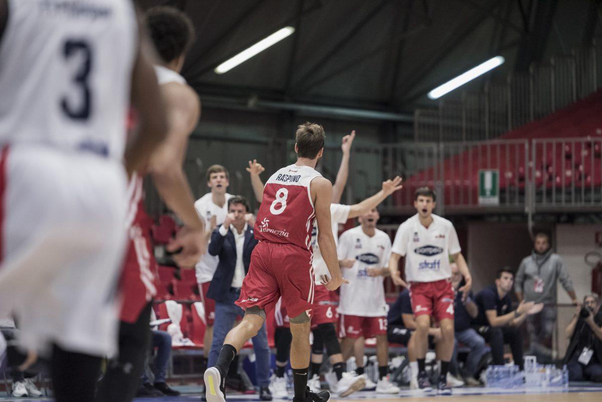 Basket serie A2 m - La Pompea sbanca San Severo - La Voce di Mantova