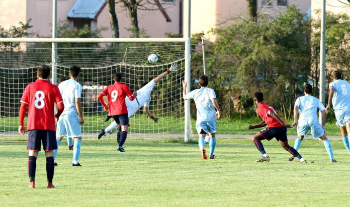 Il gol di Ekuban