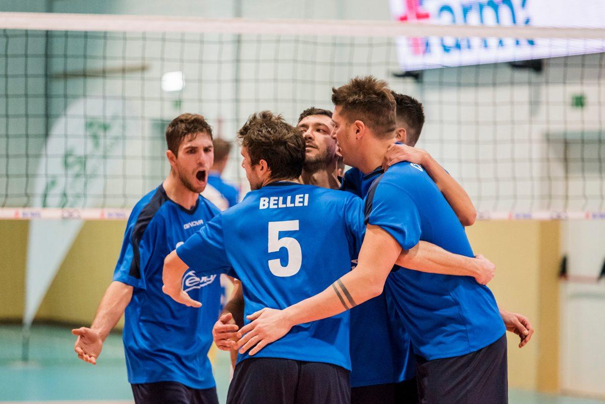 """Volley Serie B maschile - Chiesa: """"Viadana, senza paura con la capolista"""" - La Voce di Mantova"""