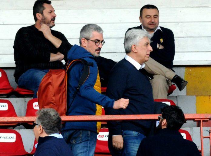 Mattia Palazzi e Gianluca Pecchini al Martelli