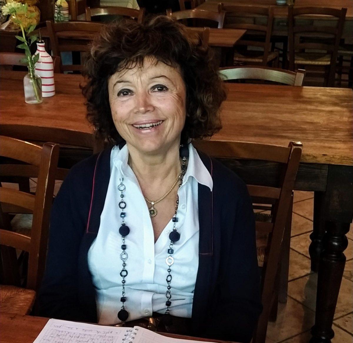 Viadana, Fabrizia Zaffanella scopre le carte - La Voce di Mantova