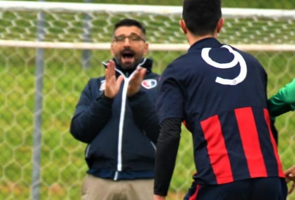 L'allenatore del Castiglione, Ivan Pelati