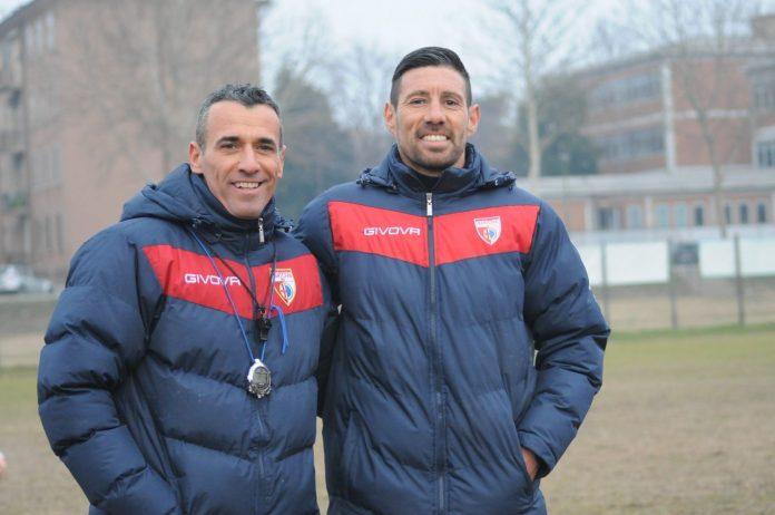 Gianluca Garzon e Matias Cuffa