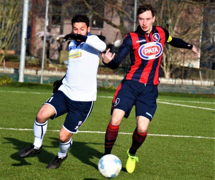 Sporting-Castiglione: Provenzano e Fantoni