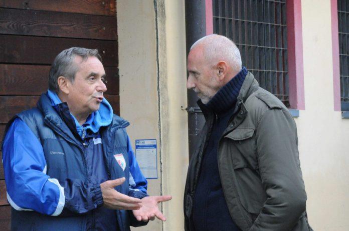 Enrico Ballardini ed Ettore Masiello