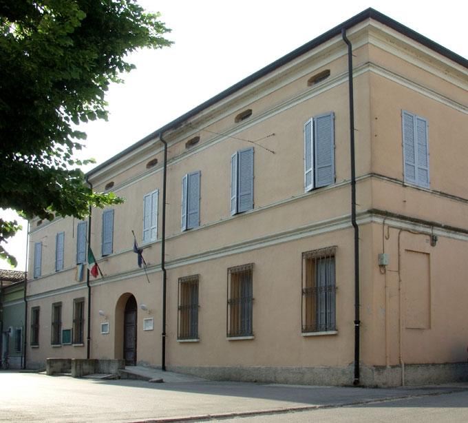 Il Municipio di Dosolo