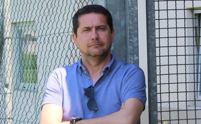 Alberto Mazzeo, presidente provinciale dell'Aia