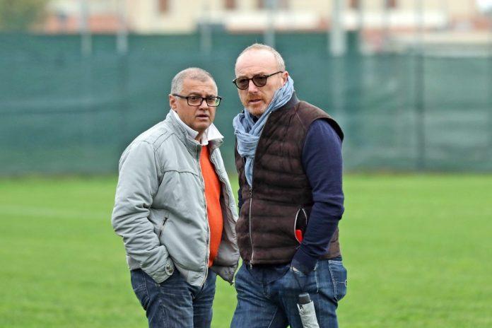 Fausto Cominotti e Marzio Guernieri