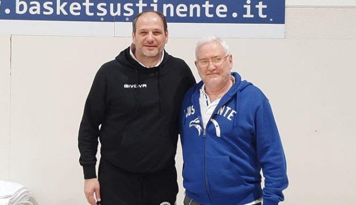 Carlo Ramaschi con Nando Gentile