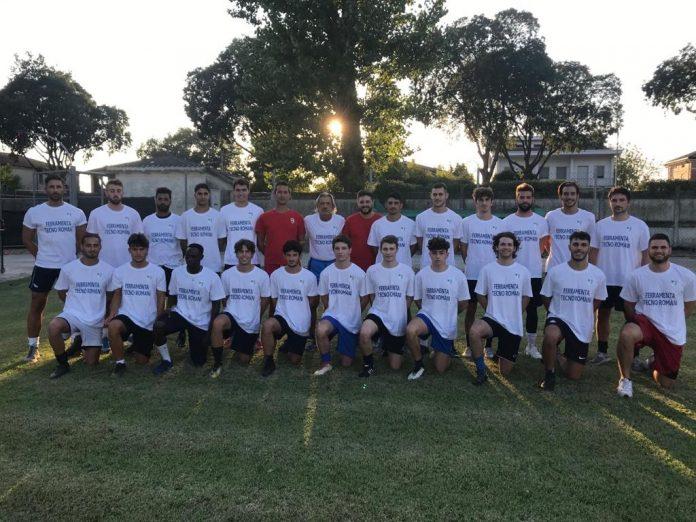 Foto di gruppo per il nuovo Gonzaga