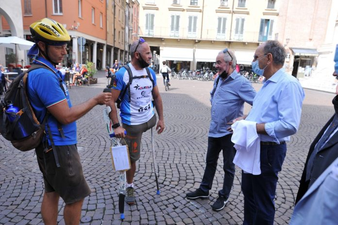 Andrea Devicenzi a Mantova