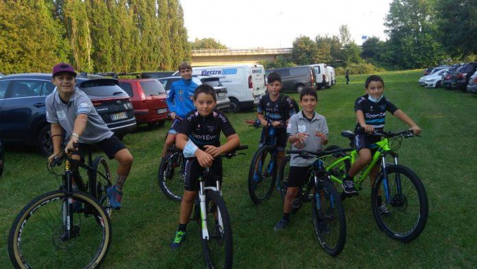 I giovanissimi dello Sporteven al Trofeo Parco Callioni