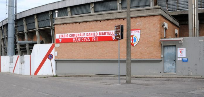 Lo stadio Martelli