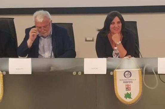 Giuseppe Baretti e Paola Rasori
