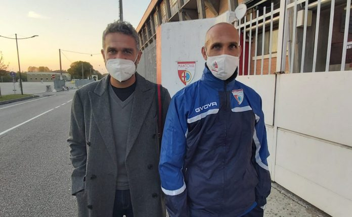 Alessandro Battisti ed Emanuele Troise