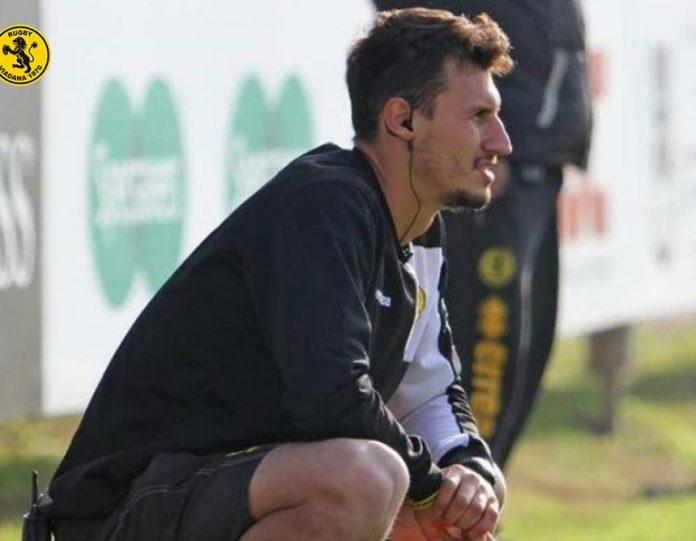 Il preparatore atletico Sebastiano Peri
