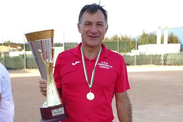 Il presidente del Cereta, Luigi Bertagna