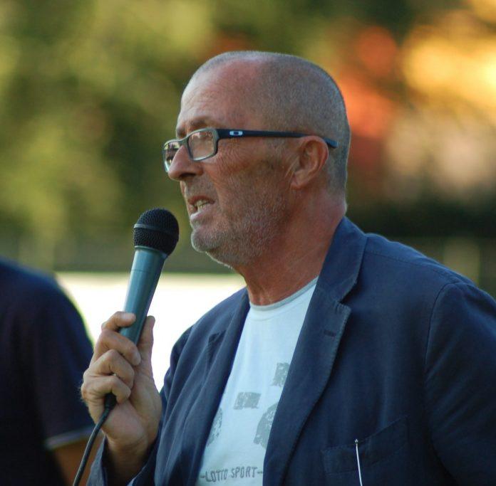 Paolo Ferretti, presidente Curtatone